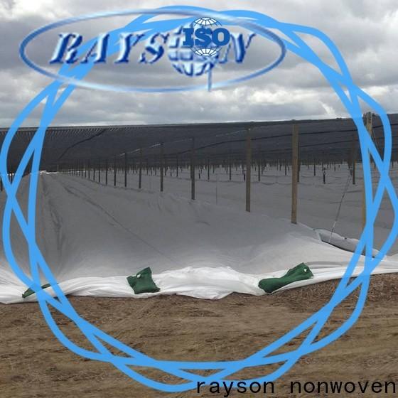 Rayson non tessuto il miglior produttore di tessuti del paesaggio