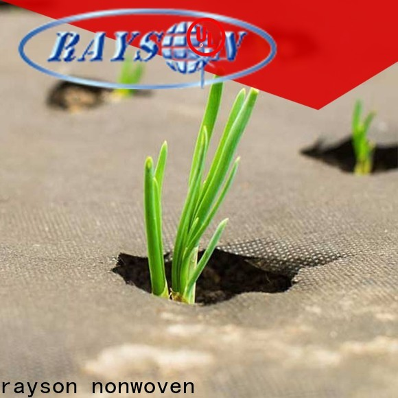 rayson non tessuto bulk buy pro paesaggio tessuto Prezzo