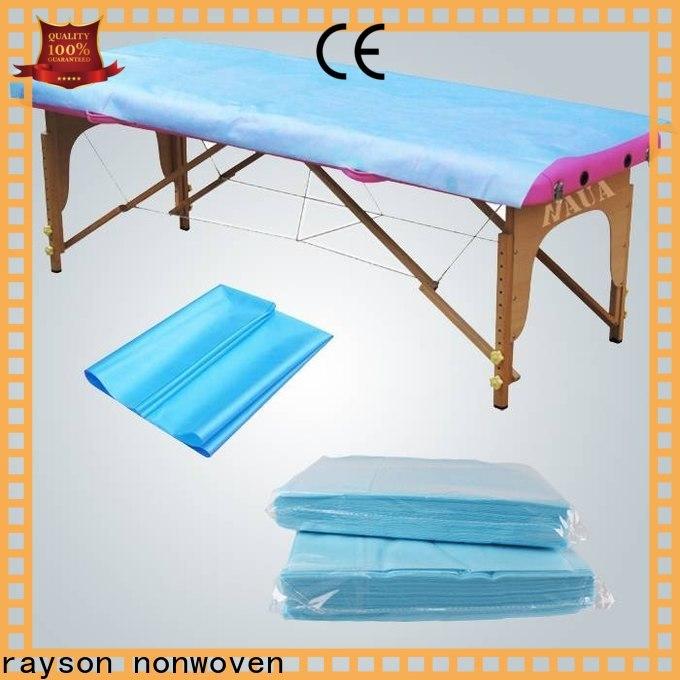 rayson nonwoven Wholesale high quality pe laminated non woven supplier