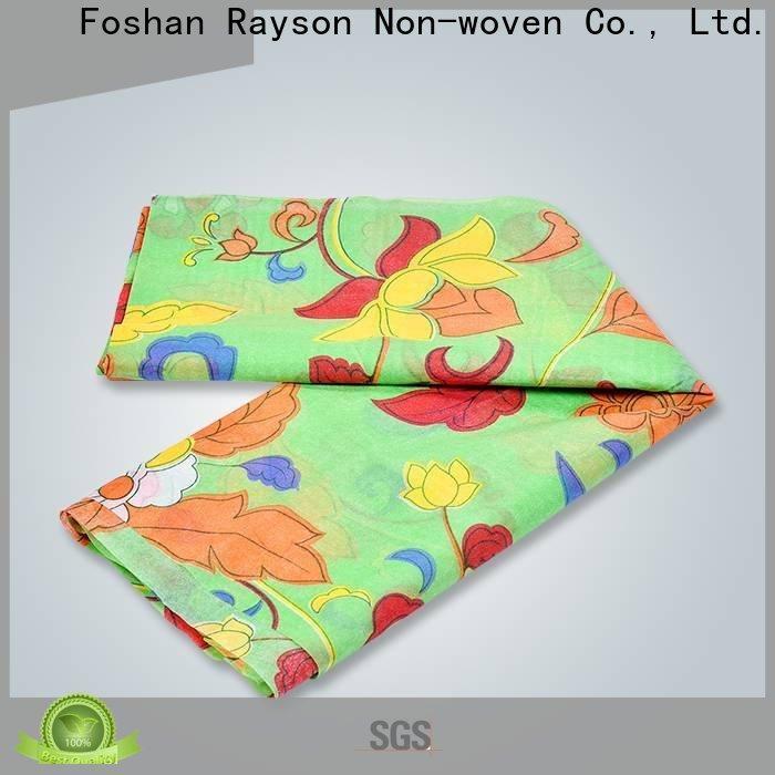 rayson nonwoven rfl non woven fabric in bulk