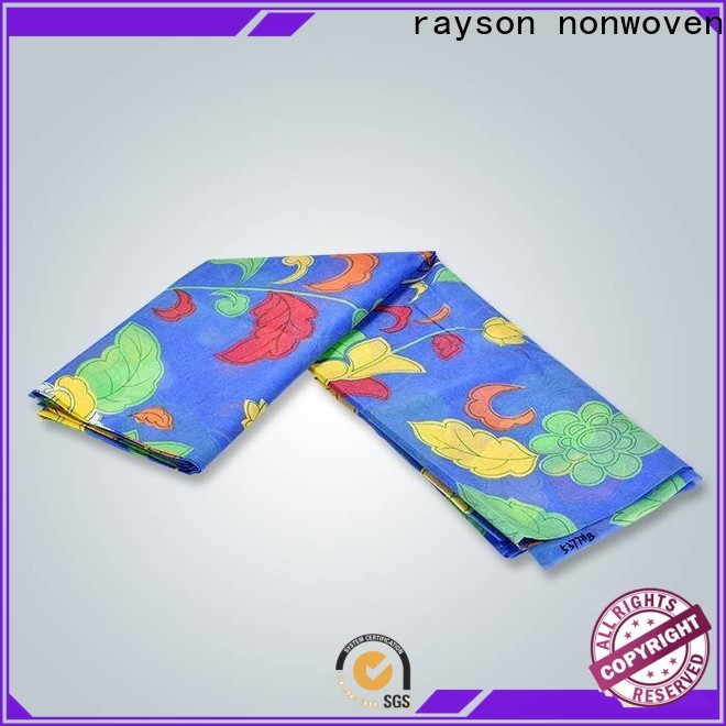 ODM best spunlace nonwoven fabric suppliers factory