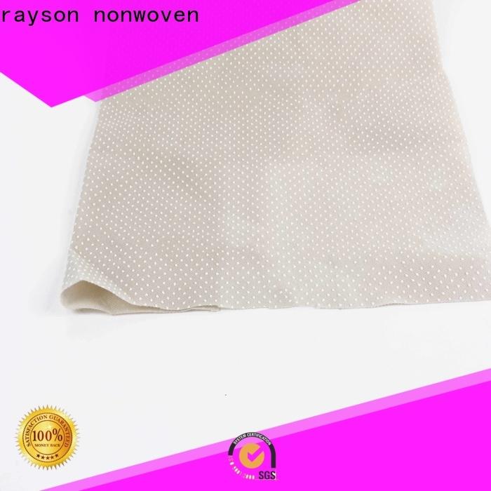 Rayson não tecido não tecido polipropileno pano Price