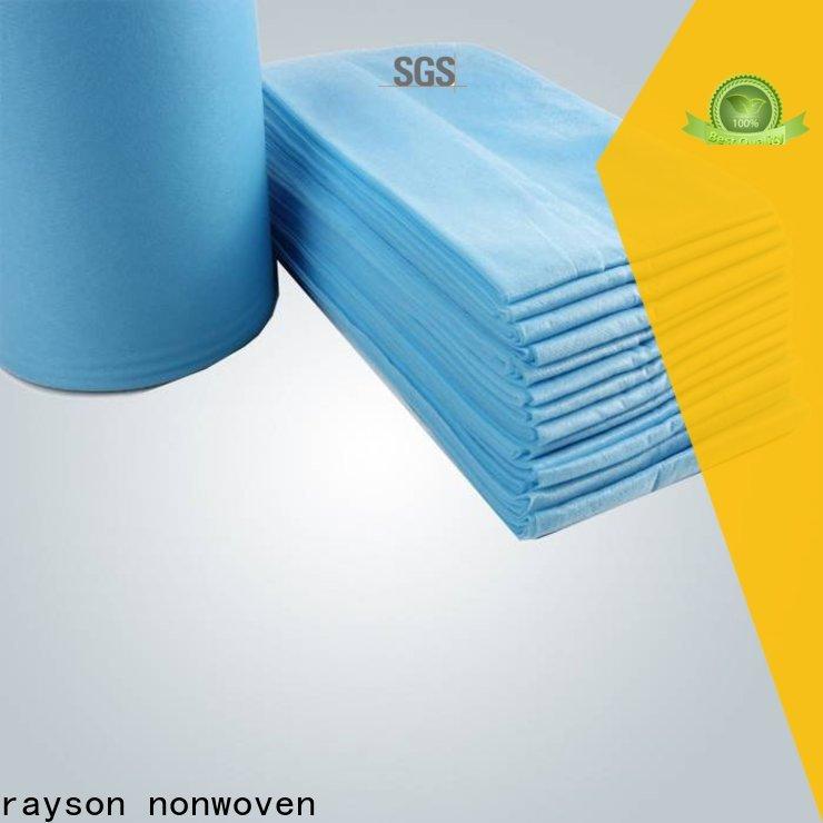 Fabricante personalizado OEM SS no tejido