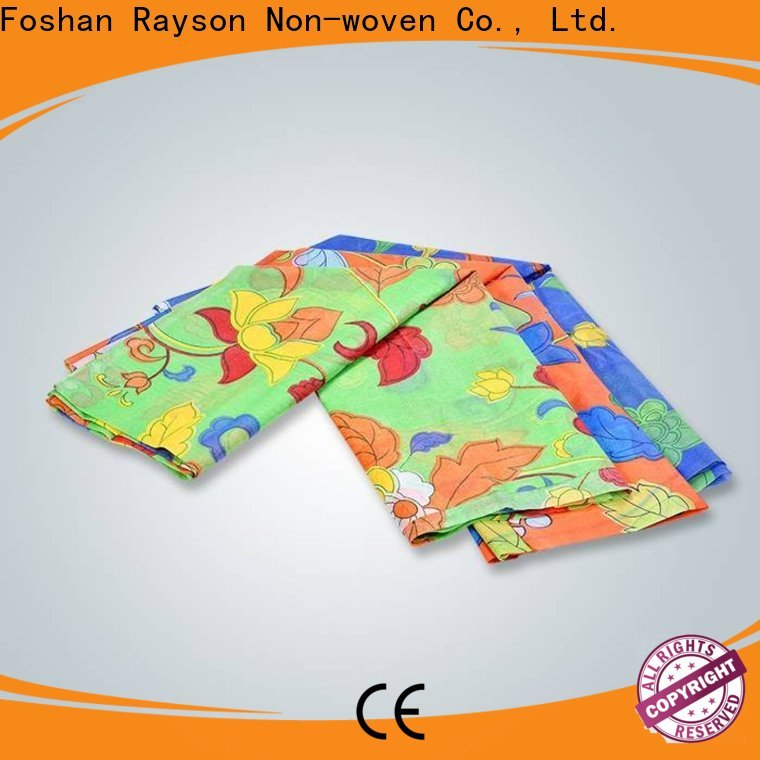 Rayson Custom High Quality RFL Nicht gewebtstoffhersteller