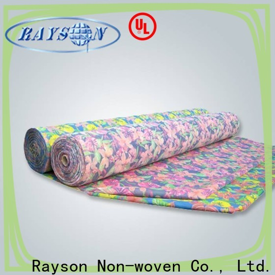 BULK KAUFEN OEM Nonwove Printed Stoff Rolls Company