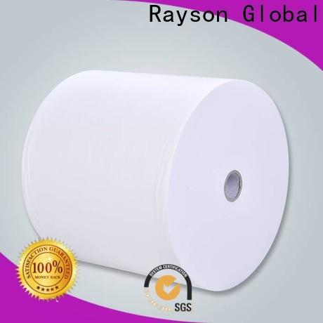 الجملة مخصص سبونبوند + سبونبوند النسيج غير المنسوجة مصنع