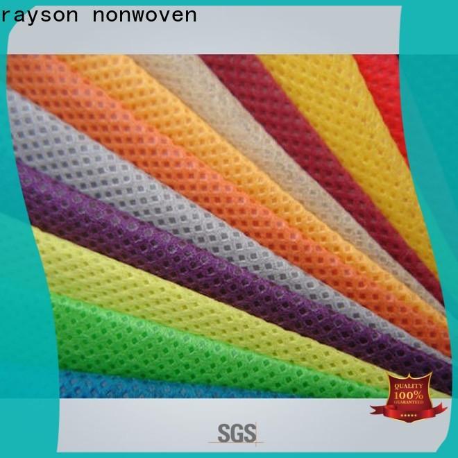 Rayson Nonwoven Rayson Bulk Kaufen Sie ODM die Tablecloth Company Factory