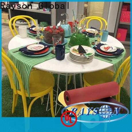 Rayson OEM Best Vove TNT Tischdecke Hersteller