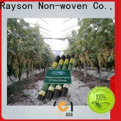 Rayson Vlies benutzerdefinierte Gemüsegarten-Unkrautbarriere in der Masse