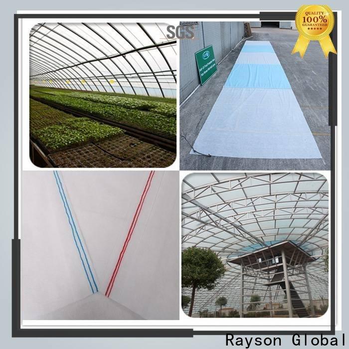 Rayson Vlies-Bulk-Kaufen ODM Landscape Stoff Große Rollen Hersteller