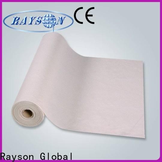 Fabricante de fibra de carbono no tejido Rayson OEM