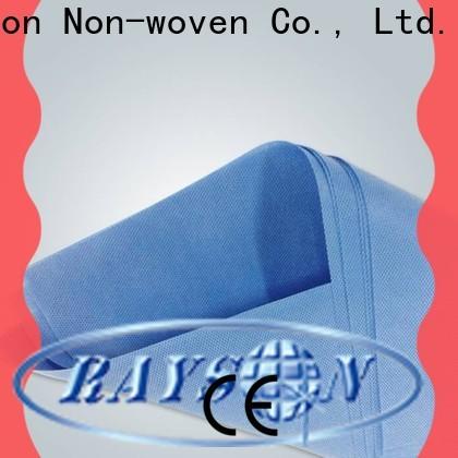 Rayson nonwoven odm melhor lençóis descartáveis preço a granel
