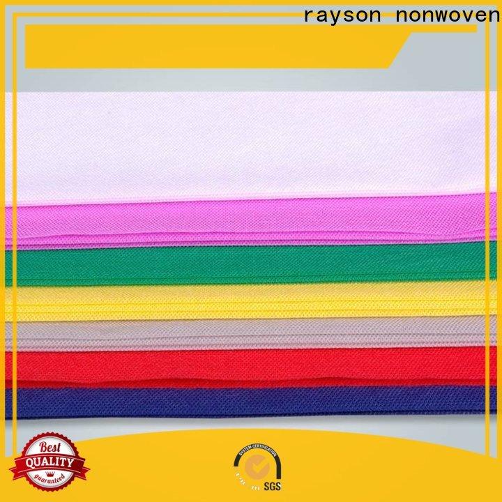 Rayson غير منسوجة بالجملة ODM غير المنسوجة