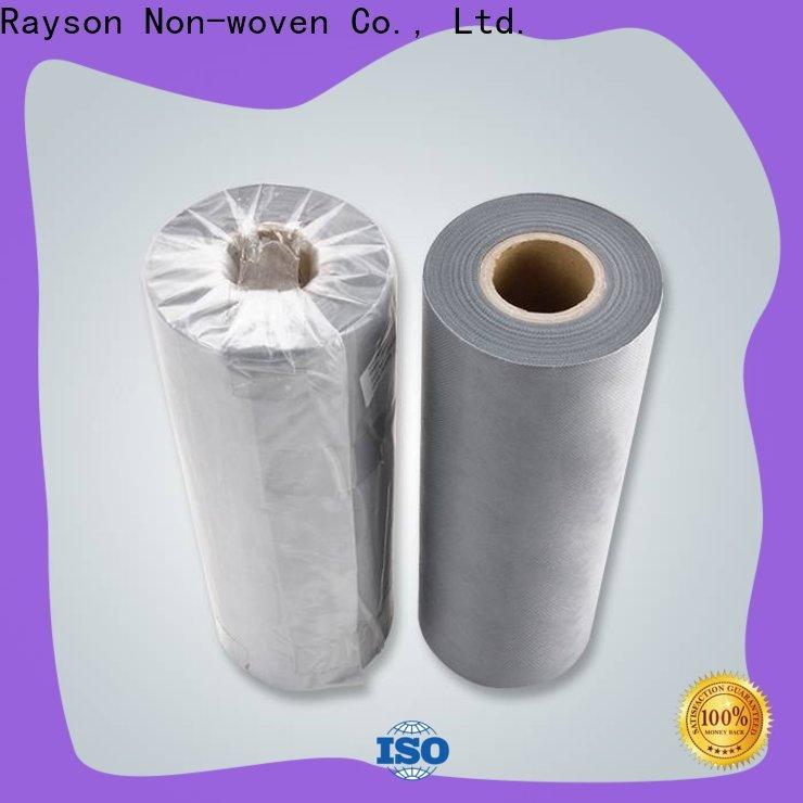 Rayson nonwoven rayson a granel da compra nonwoven rolo descartável da folha de cama fornecedor