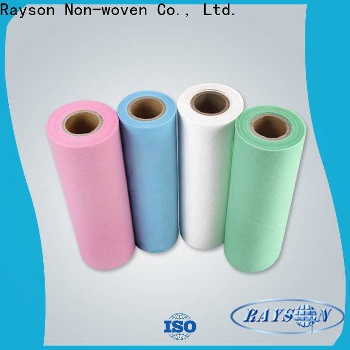 Rayson não tecido descartável lençóis Austrália a granel
