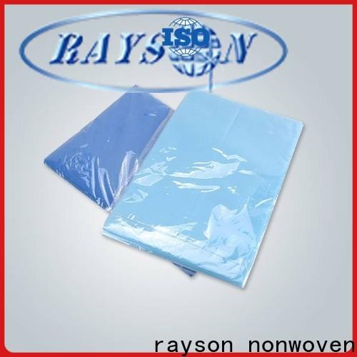 Rayson NONWOVEN بالجملة ورقة التدليك المنسوجة مجموعات