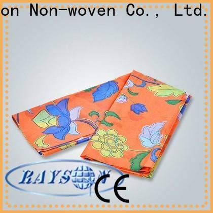 Rayson Nonwoven Rayson Wholesale مخصص التكلفة من الصانع لفة النسيج غير المنسوجة