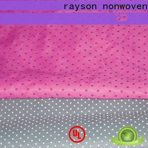 Rayson no tejido el fabricante del instituto de no tejidos