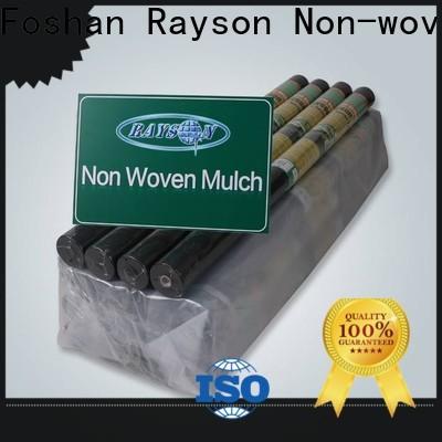 Rayson Nonwoven OEM نسيج المشهد تحت الحجر المزود