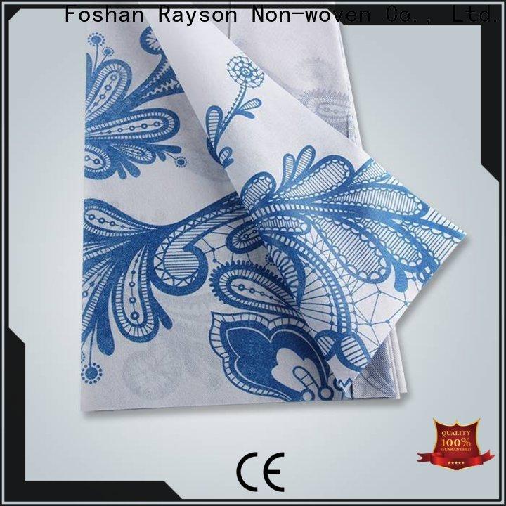 Rayson No tejido Mantel Custom Price