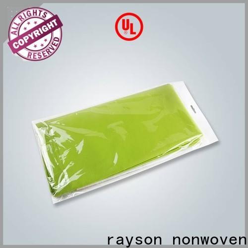Rayson Nonwove White Einweg Tischdecken Hersteller