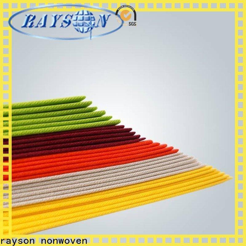 Fabricante de Mantel de TNT de alta calidad de Rayson