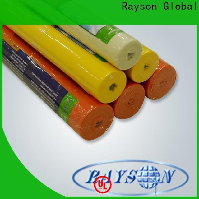 taller de mantel no tejido de Rayson Price