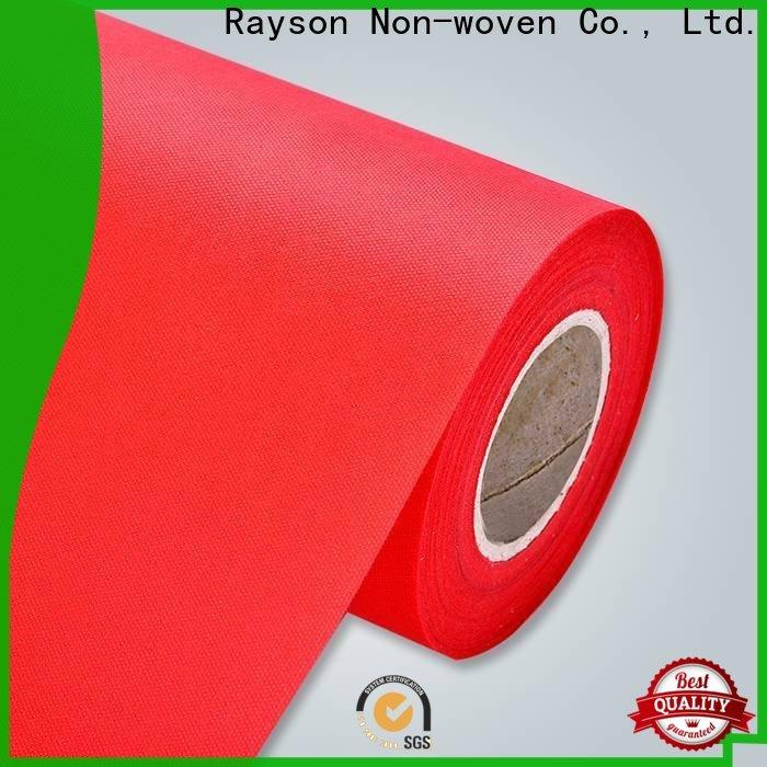 Rayson Nonwoven Rayson OEM La mejor máquina de tela no tejida precio fábrica