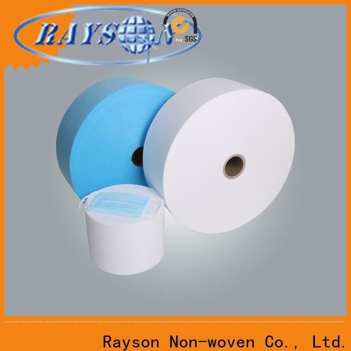 Rayson não tecido não-wovens médicos a granel