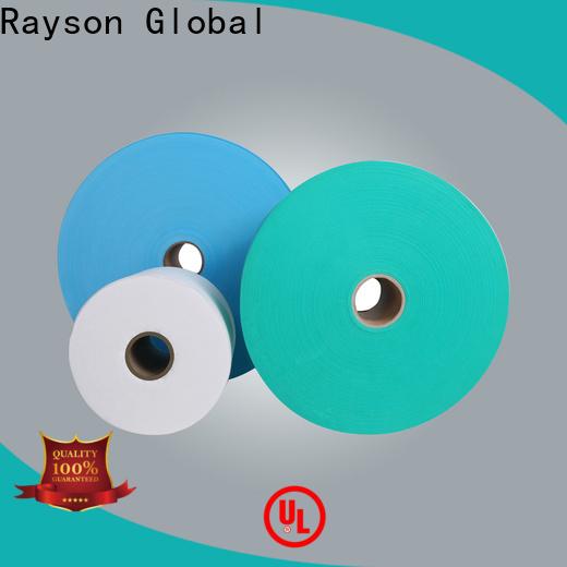 Têxteis médicos nonwoven nonwoven do rayson fornecedor