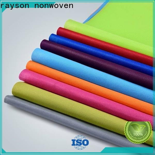 Rayson Nonwoven Rayson Custom Hohe Qualität PP Spinnbond Vlies