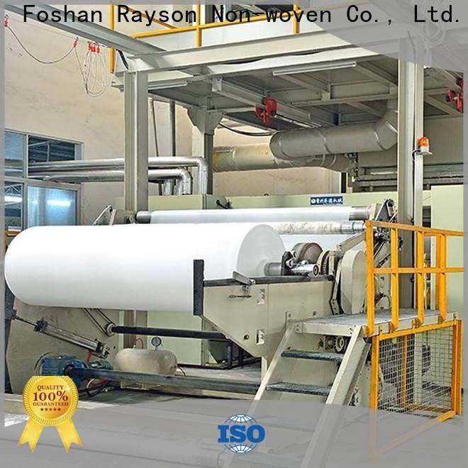 Rayson Vliesstoffpolypropylen-Spinnbond-Stoff Preis