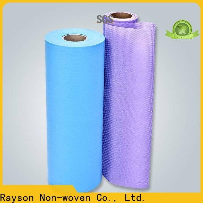 Fabricante de Spunbond de Rayson Nonwoven Nonwoven