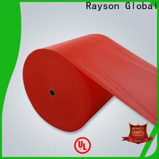 Wholesale ODM Tela no tejida Spunbond a granel