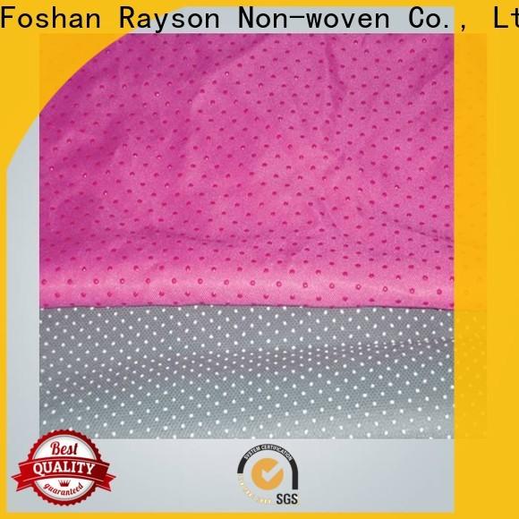 Rayson OEM La mejor tela de polipropileno no tejido para la venta del fabricante