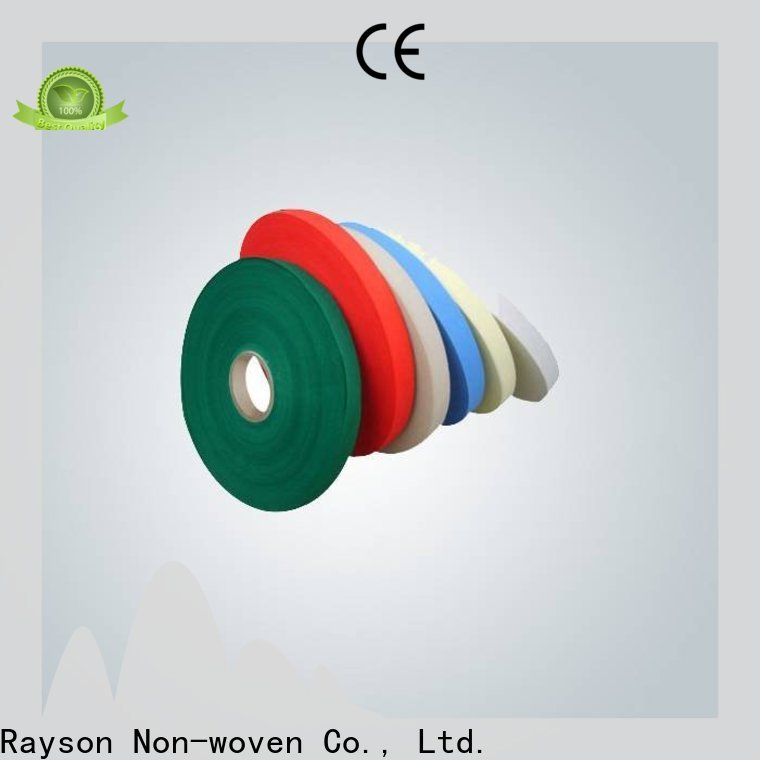Rayson Nonwoven Bulk Buy Best Polypropylene Spunbond Spunbond y Meltblown Fabricineros no tejidos