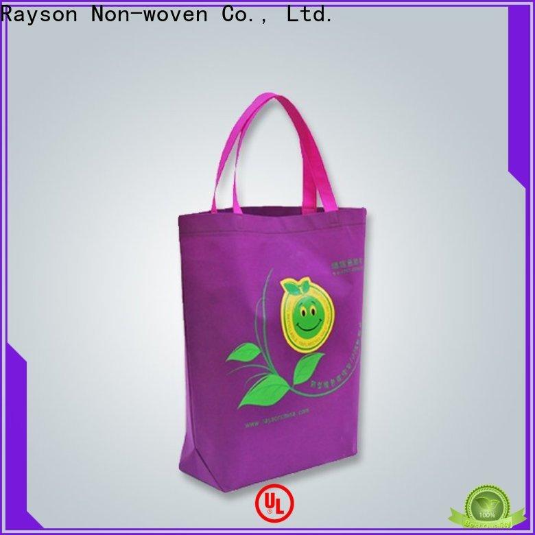 Rayson Bulk Comprar ODM Tela no tejida utilizada en el proveedor de la agricultura