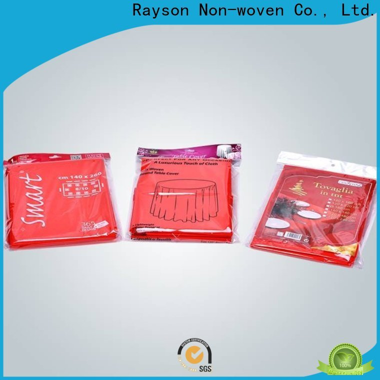 Rayson Nonwoven Rayson جودة عالية محبوكة المتاح