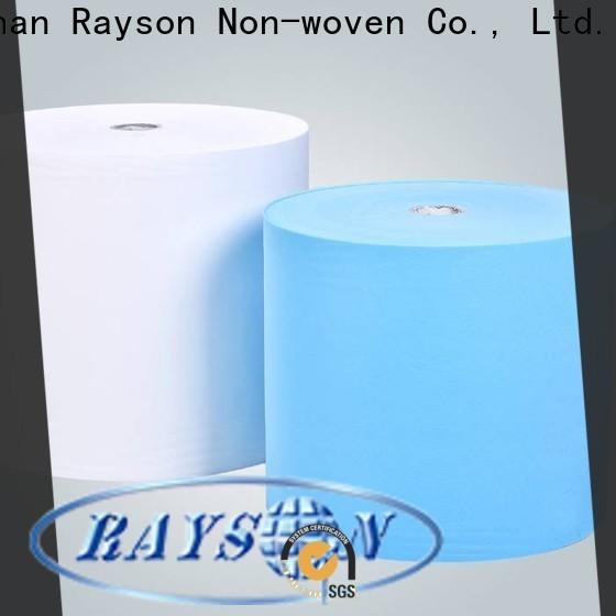 Rayson nonwoven não tecido polipropileno empresa