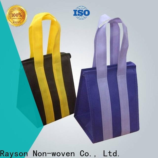 Rayson não tecido não tecido sacos de tecido fabricante a granel