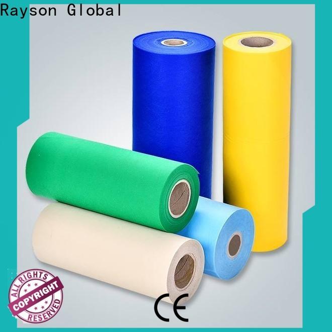 Fabbrica FV non tessuto riciclato OEM all'ingrosso RAYSON fabbrica FV