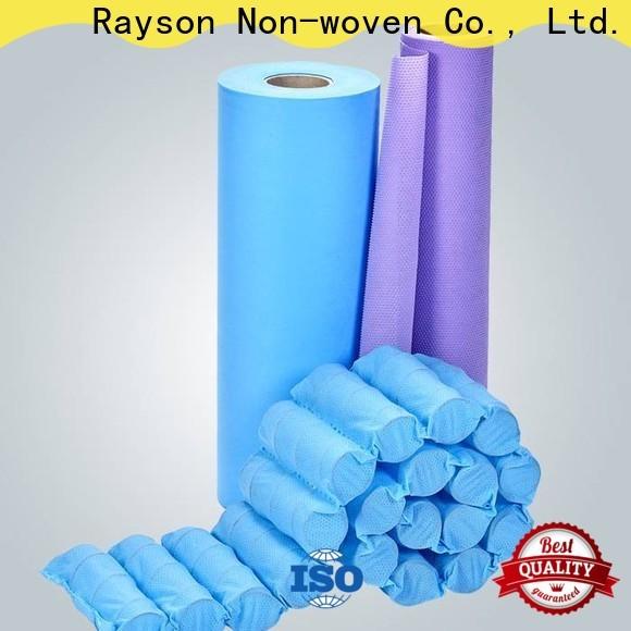 Azienda dei prezzi della macchina tessuto non tessuto non tessuto non tessuto di Rayson