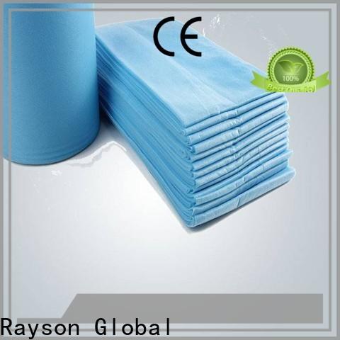 Fornitore di lenzuola personalizzate per massaggi non tessuti