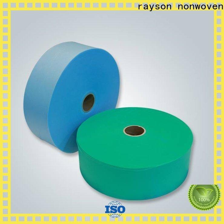Rayson Nonwoven Plastik não tecido fabricante