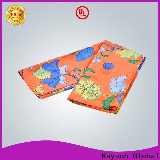 Rayson Vlies-gedruckter Sofa-Stofflieferant