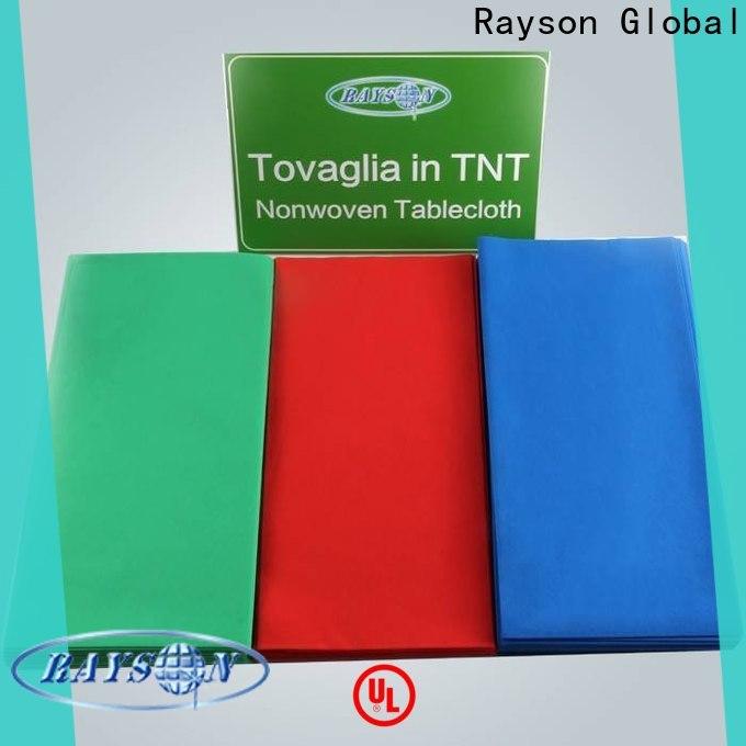 Rayson Vlies-Vlies-TNT-Gewebe-Tischtuchhersteller