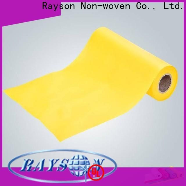 Rayson Nonwoven fv rotolo di rotolo non tessuto alla rinfusa