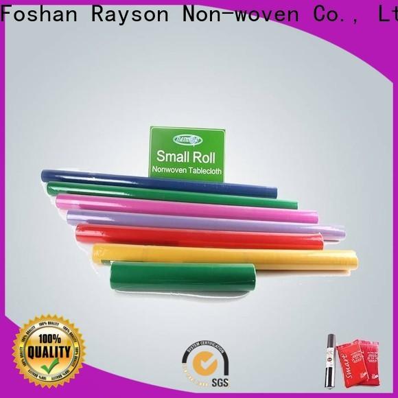 Rayson Vlies-Nonwoven-TNT-Tischdecke Firma
