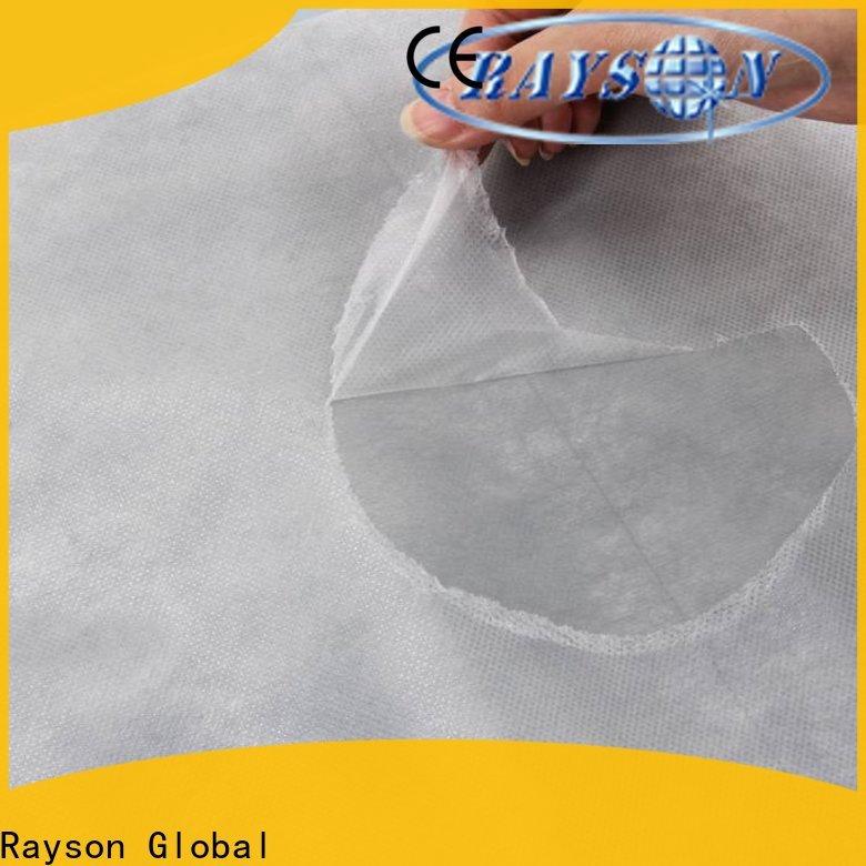 Rayson Nonwoven Rayson Venta al por mayor OEM Laminación de tela no tejida proveedor