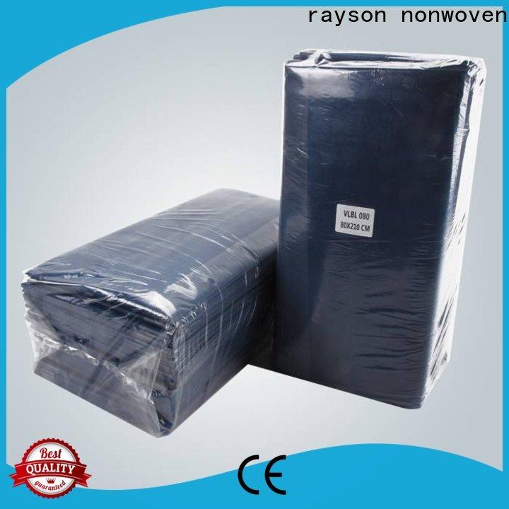 Tela laminada no tejida no tejida de Rayson Fabricantes proveedor